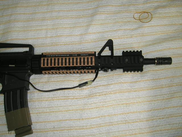M4の配線加工3