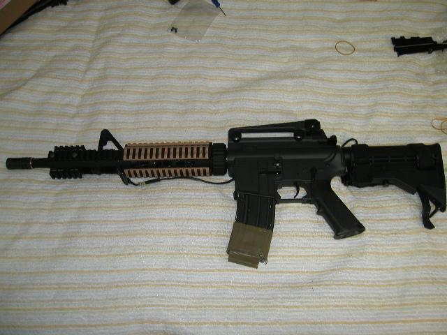 M4 MREフロントキット2