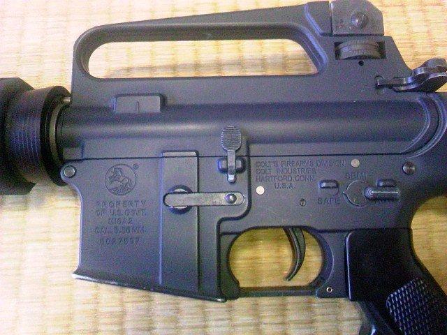 M16A2 フレーム