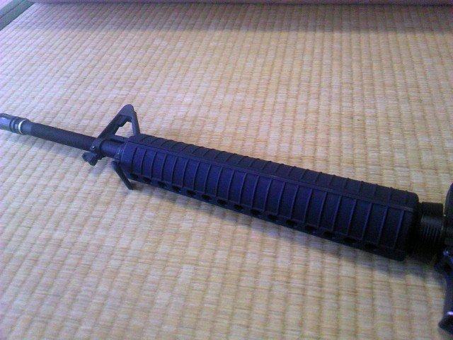 M16A2 ハンドガード