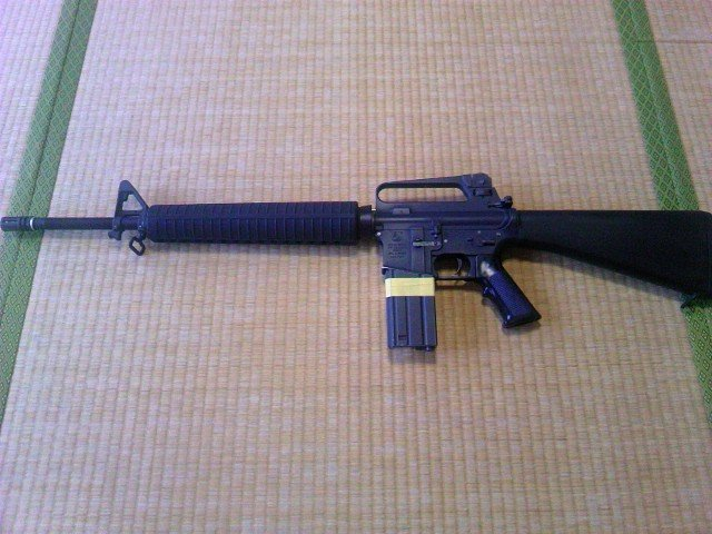 M16A2 ジャングルスタイルマガジン
