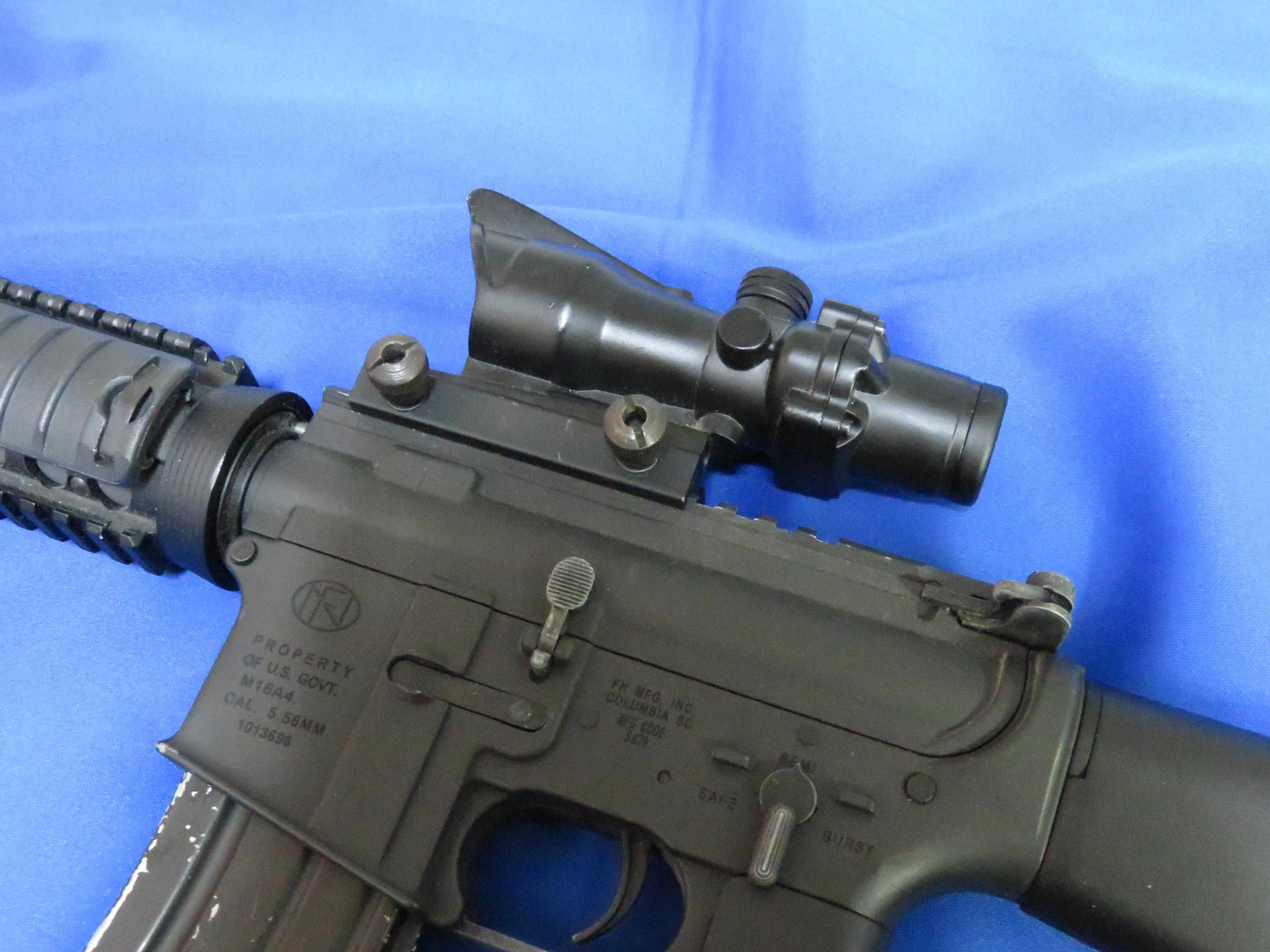 M16A4 TA31装着