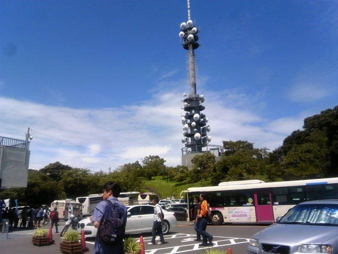 静岡 日本平ロープウェイ3