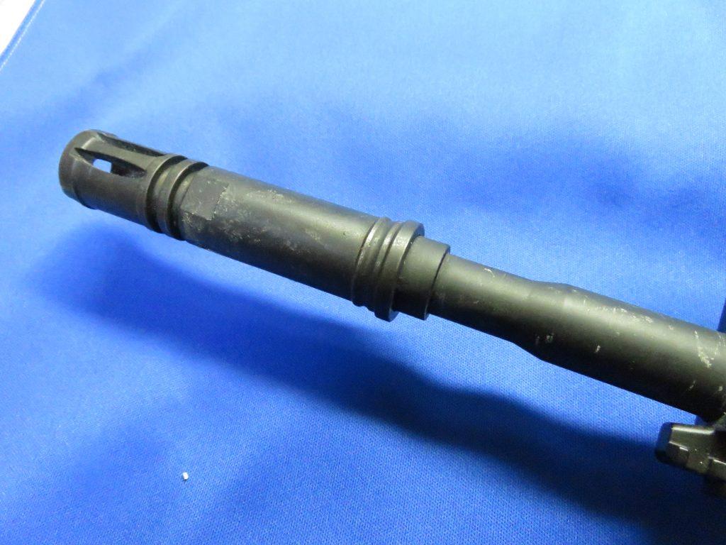 5KU SUREFIRE CA556 AR203タイプ ハイダー&サプレッサー ハイダー装着