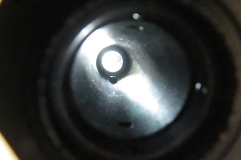 5KU SUREFIRE CA556 AR203タイプ ハイダー&サプレッサー サプレッサー内側の突起