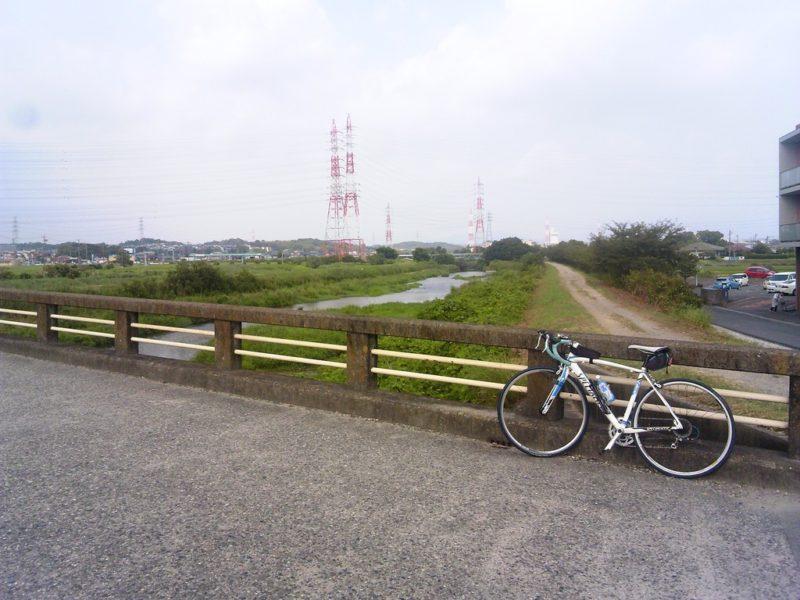 サイクリング 2015年8月9日 天白川