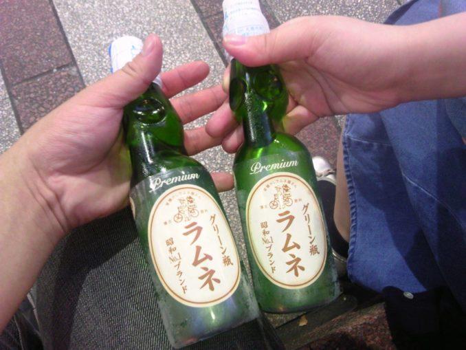 第53回 静岡夏祭り夜店市 ラムネ