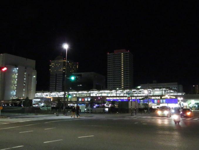 静岡旅日記 2015年12月31日 静岡市のイルミネーション5