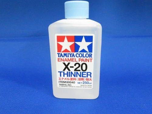 タミヤ エナメル溶剤