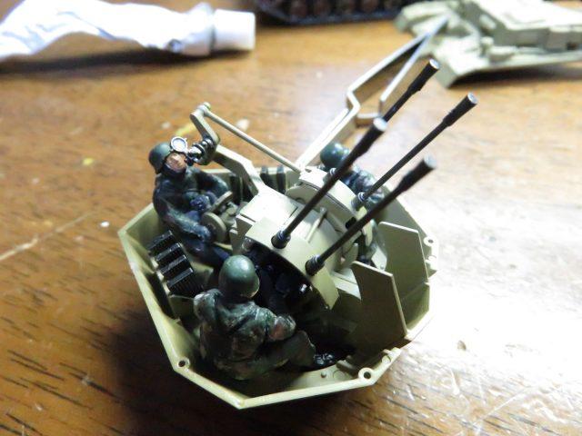 ヴィルベルヴィント flakと兵士搭載3