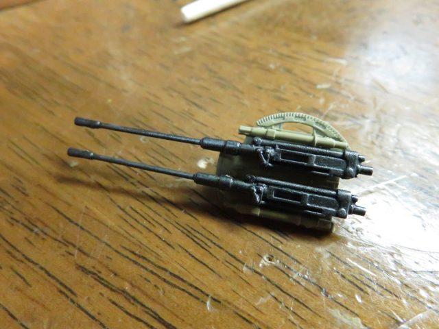 ヴィルベルヴィント 武装組み立て3