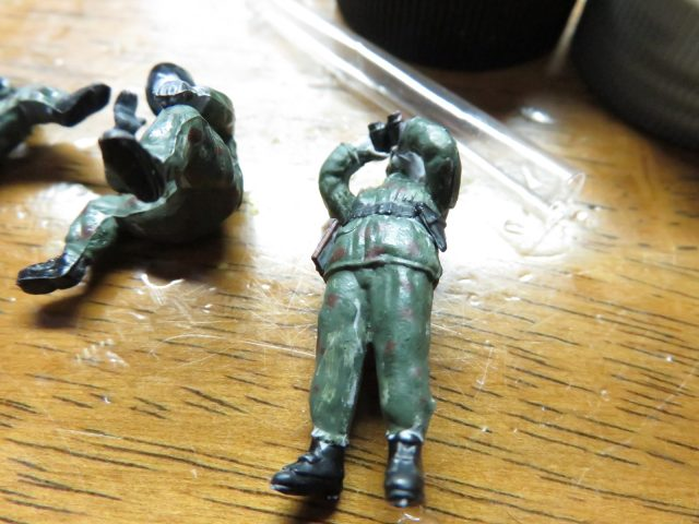 ヴィルベルヴィント 兵士塗装2