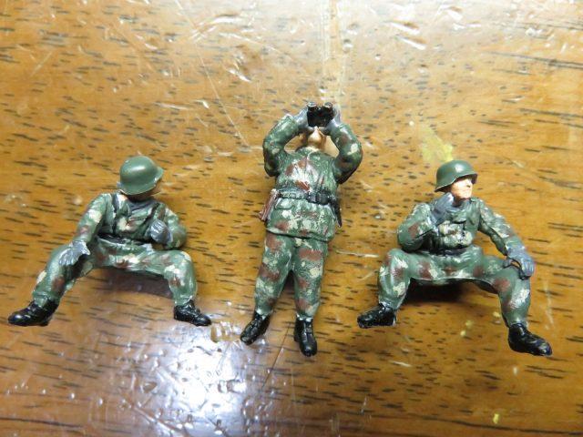 ヴィルベルヴィント 兵士塗装4