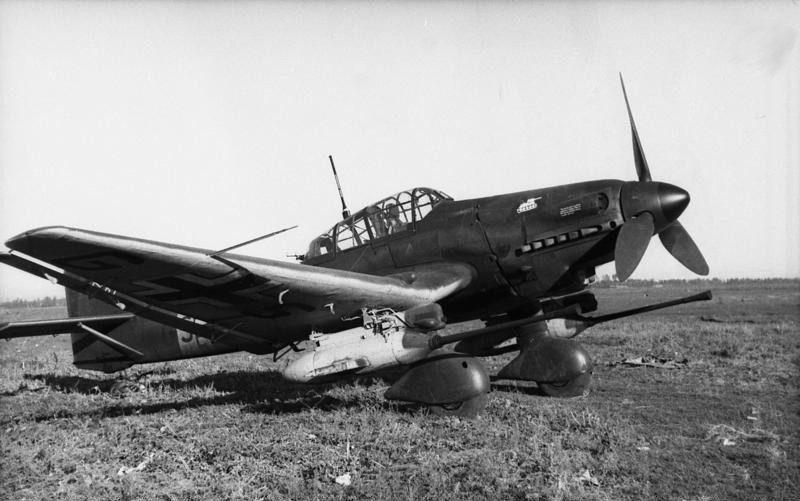 Ju87 スツーカ カノーネンフォーゲル