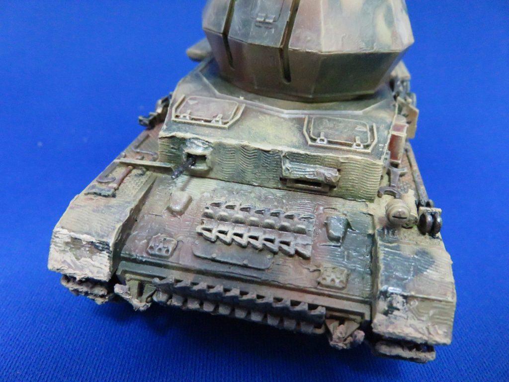 4号対空戦車 ヴィルベルヴィント 正面2