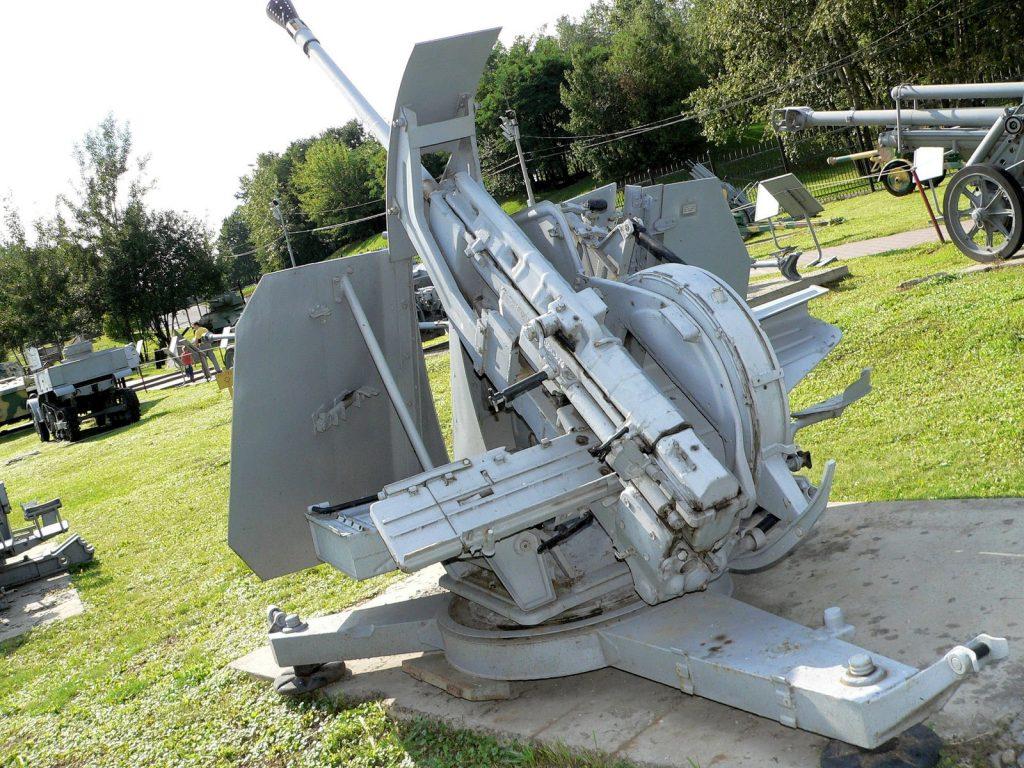 3.7cm Flak43 対空機関砲