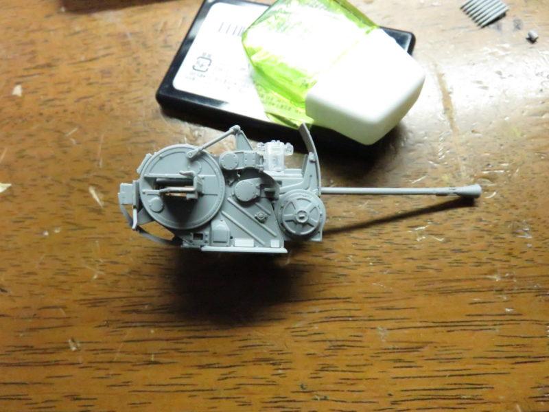 オストヴィント Flak43 照準器連動2