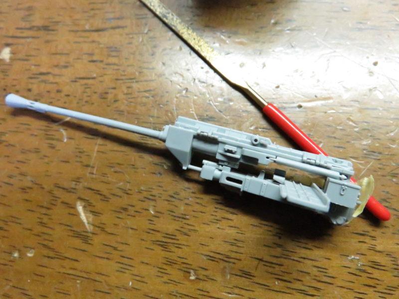 オストヴィント Flak43本体組み立て2