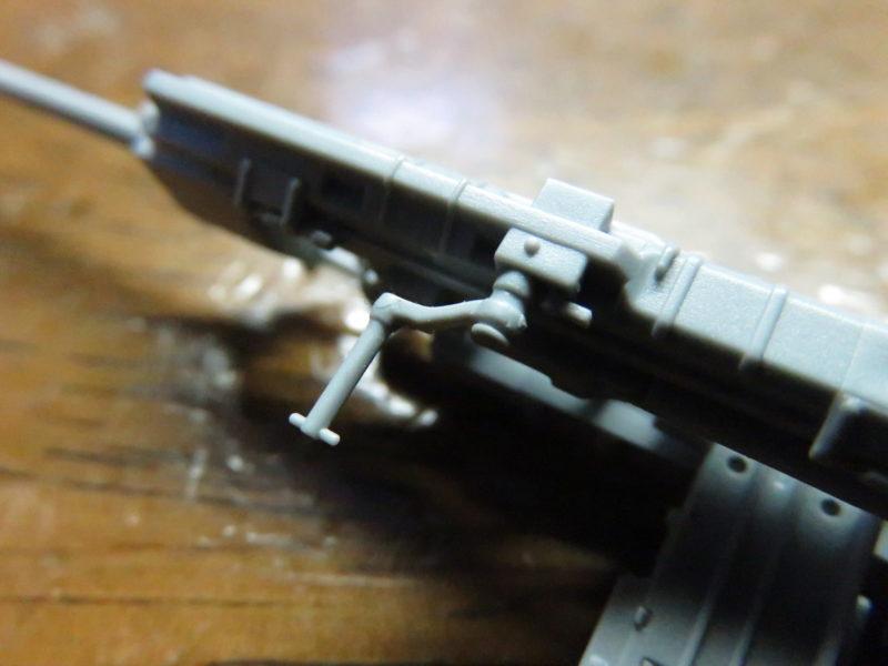 オストヴィント Flak43本体組み立て4