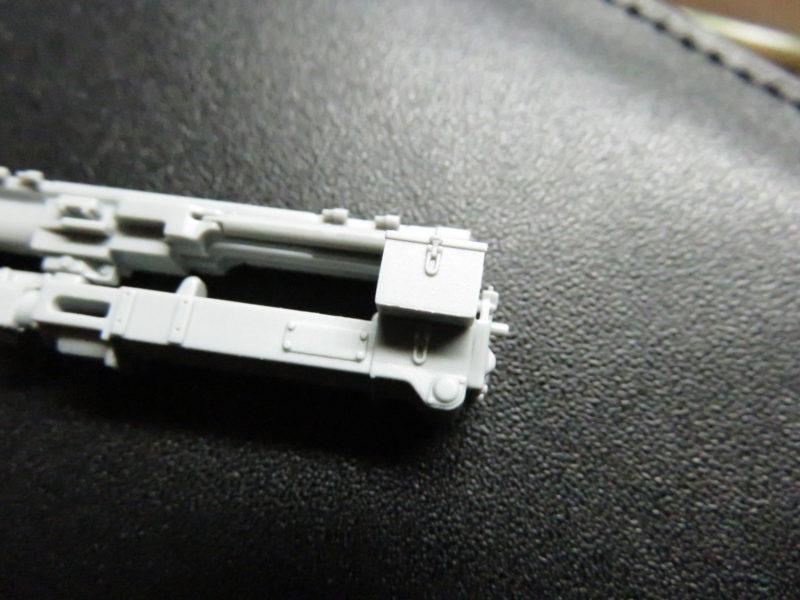 オストヴィント Flak43の組み立て7