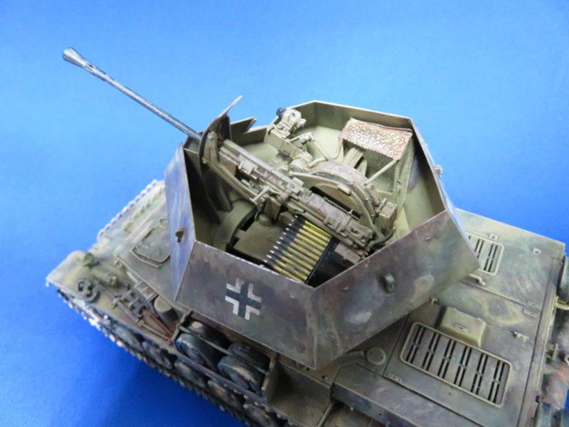 4号対空戦車 オストヴィント3
