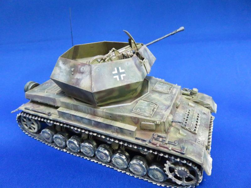 4号対空戦車 オストヴィント4