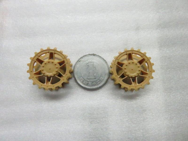 メーベルワーゲン 起動輪