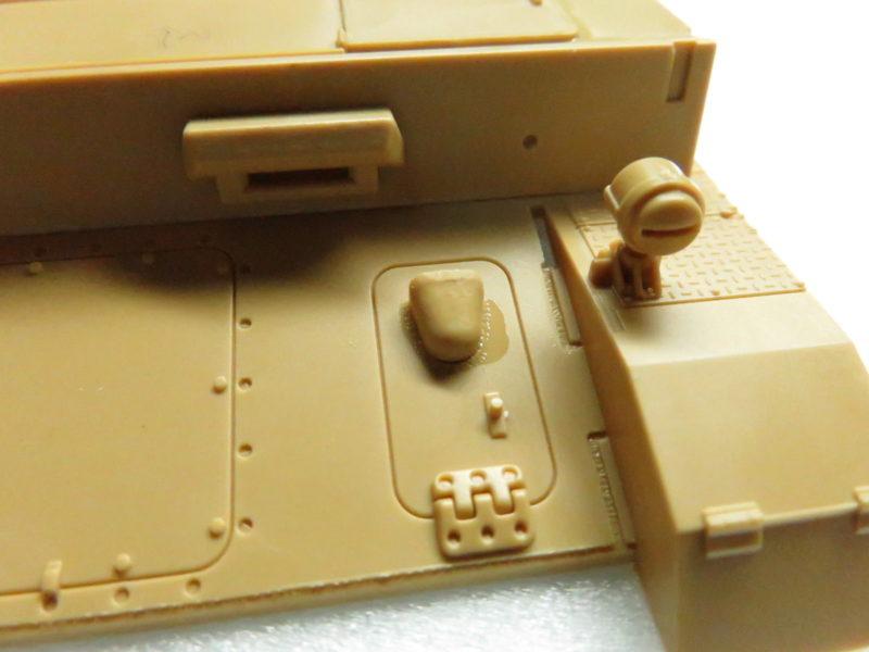 メーベルワーゲン ブレーキ点検ハッチの冷気取り入れ口