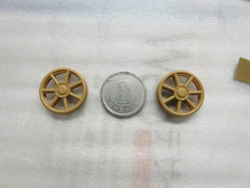 メーベルワーゲン 誘導輪(前期)