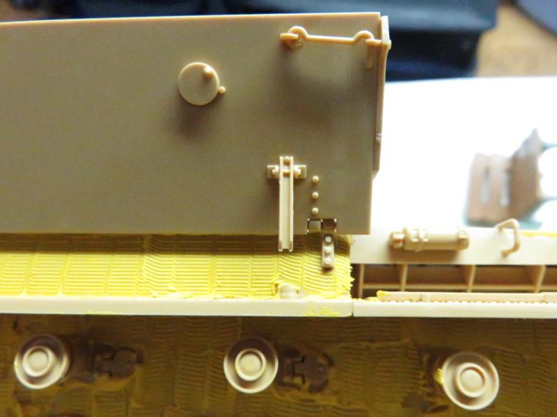 メーベルワーゲン 装甲板の支柱
