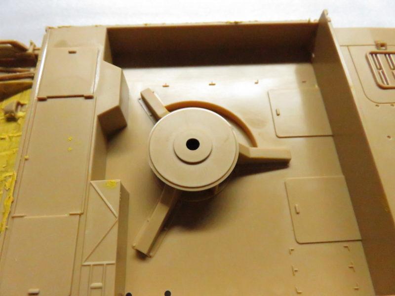 メーベルワーゲン Flak43固定部分2