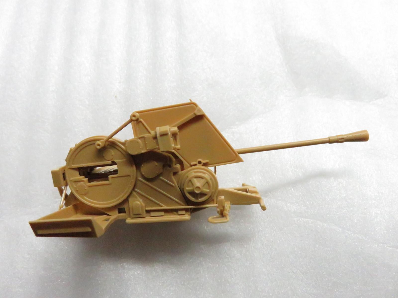 メーベルワーゲン 砲身と照準器の連動確認