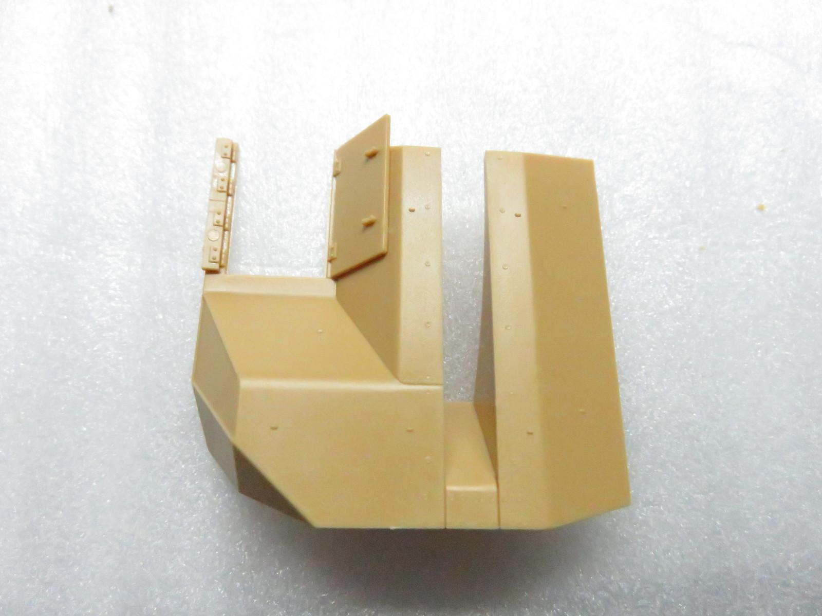メーベルワーゲン Flak43 防盾2