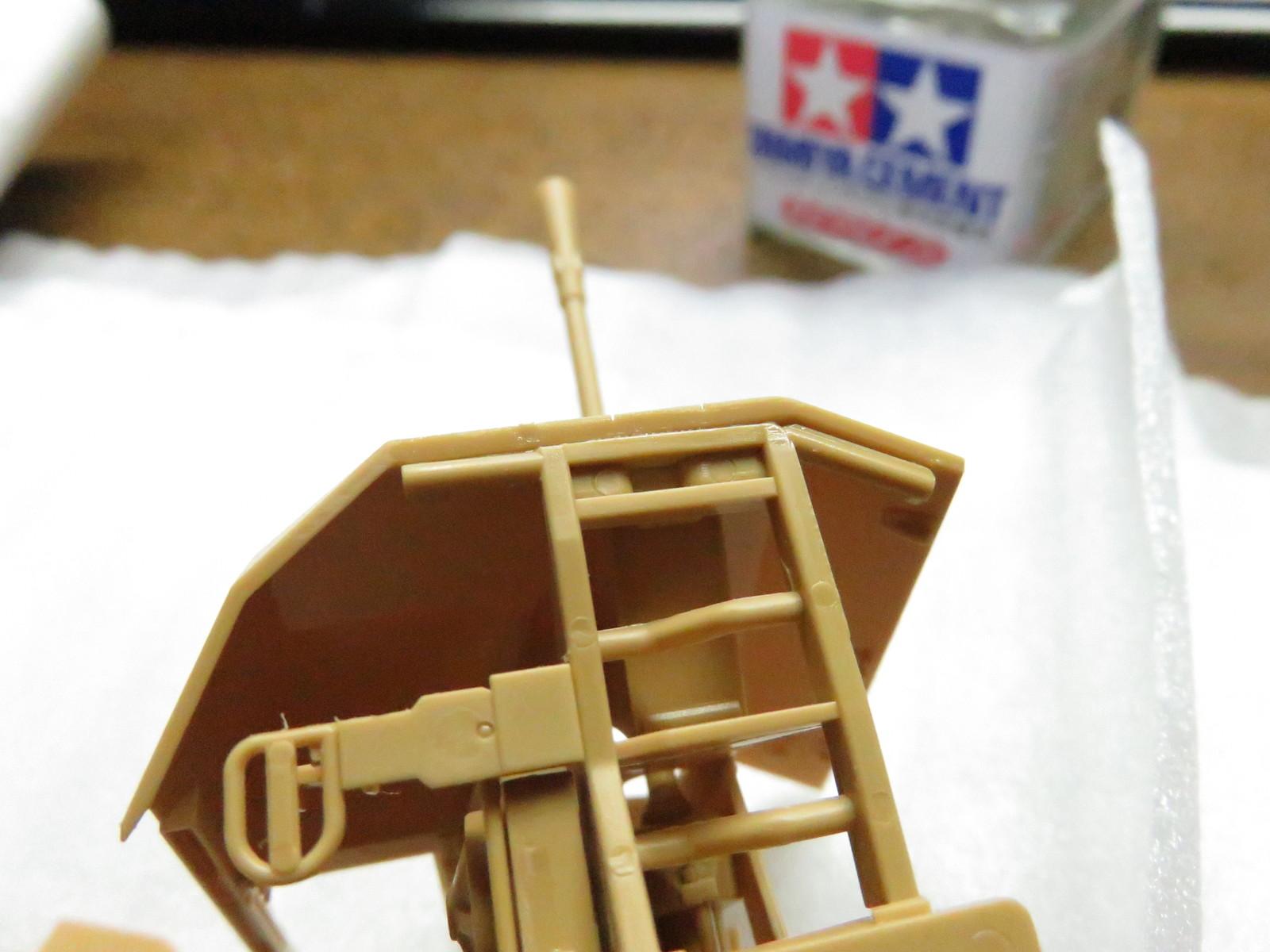メーベルワーゲン Flak43 防盾4