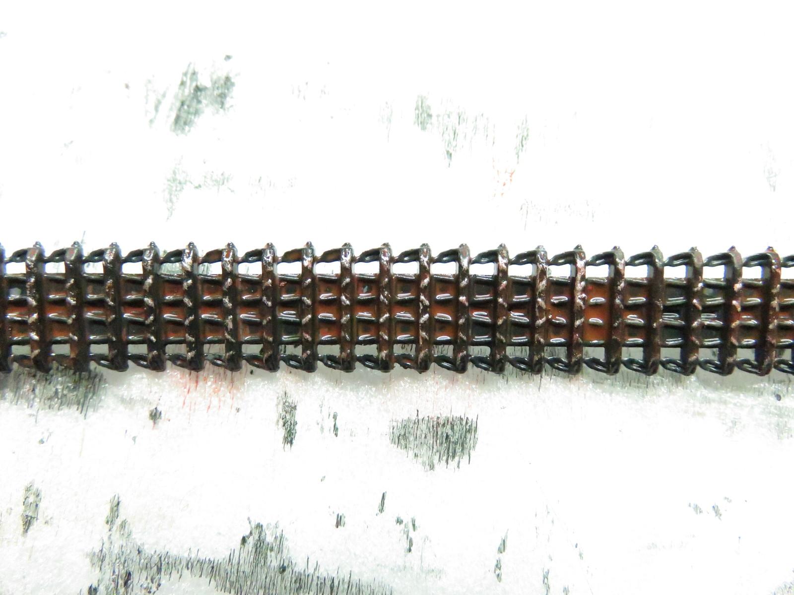 オストヴィント 履帯の錆2