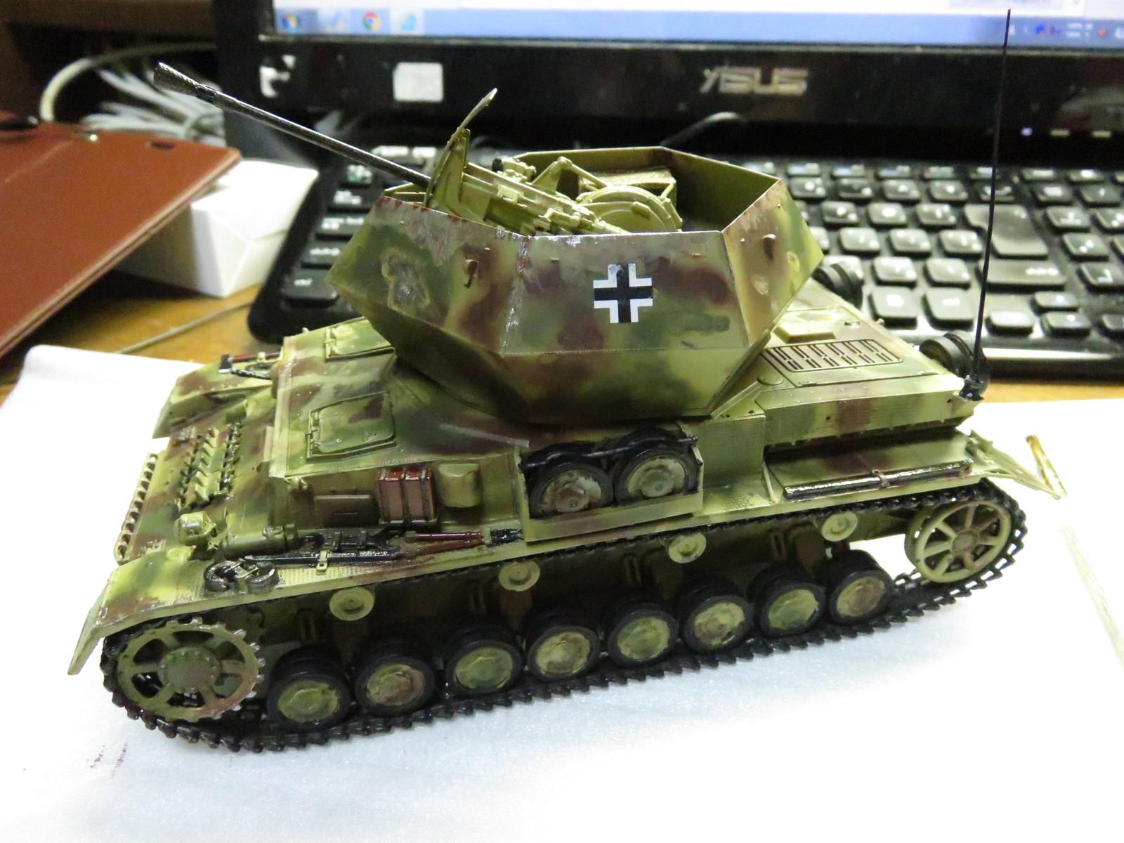 4号対空戦車 オストヴィント