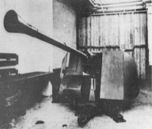 5.5cm高射砲(ゲラート58)