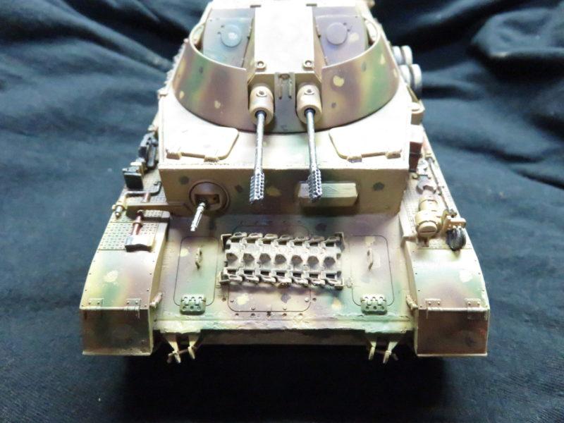 4号対空戦車 クーゲルブリッツ5