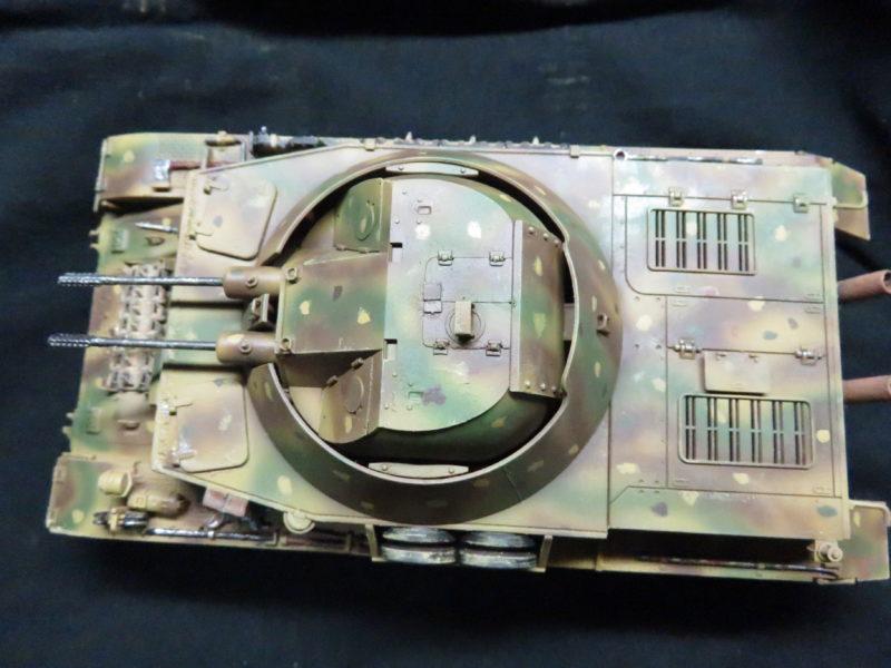 4号対空戦車 クーゲルブリッツ6