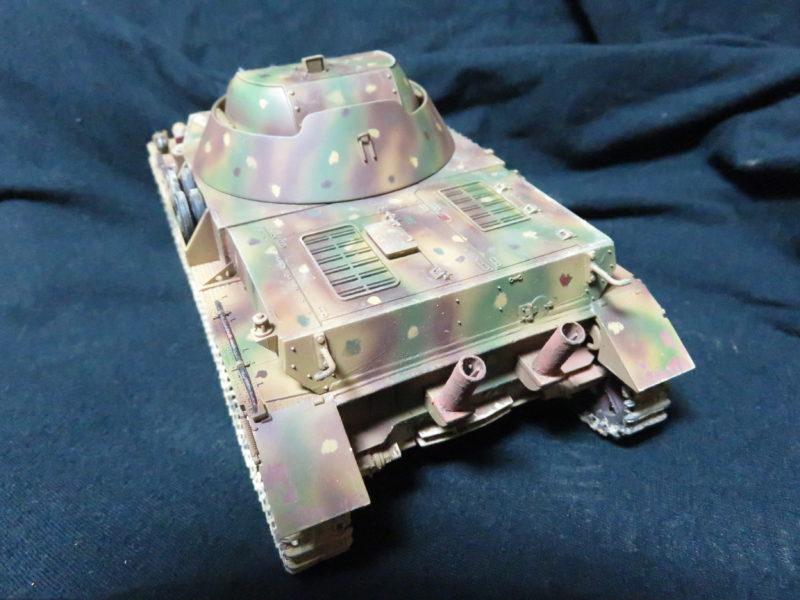 4号対空戦車 クーゲルブリッツ7