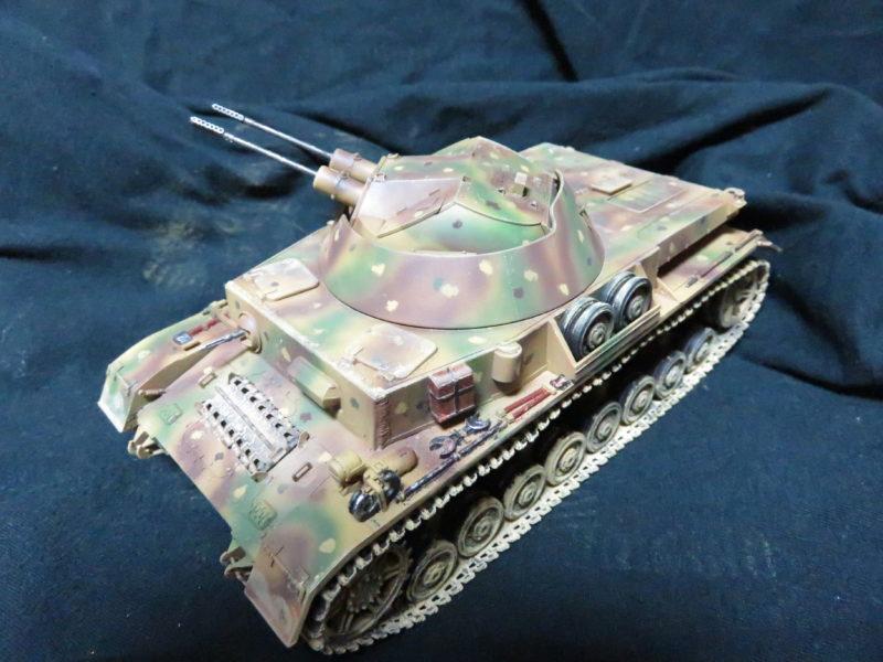 4号対空戦車 クーゲルブリッツ9