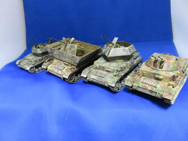 4号対空戦車シリーズ