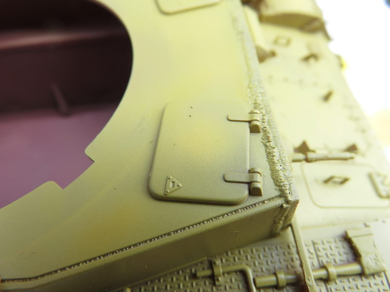 クーゲルブリッツ 車体色塗装3