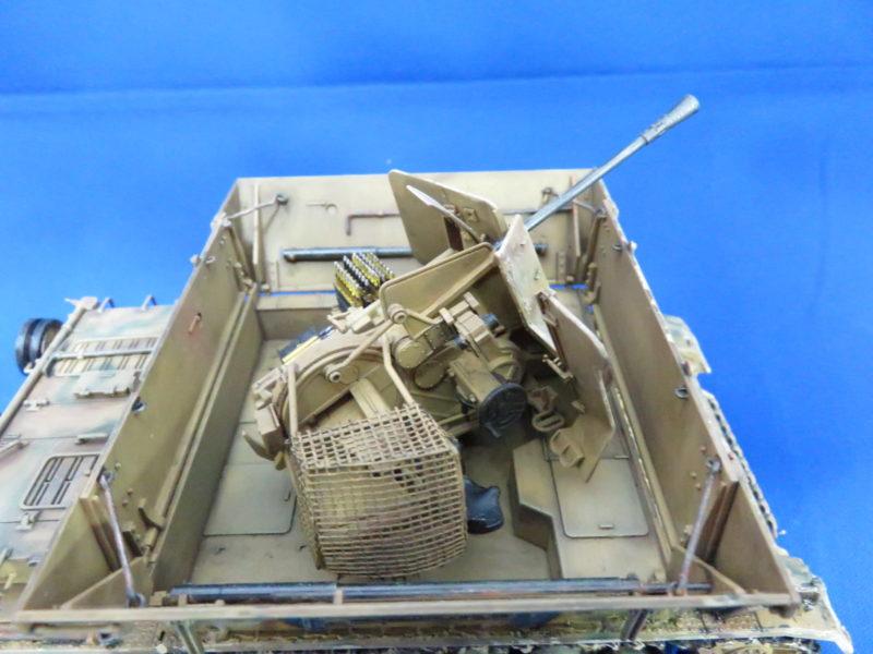 4号対空自走砲 メーベルワーゲン6