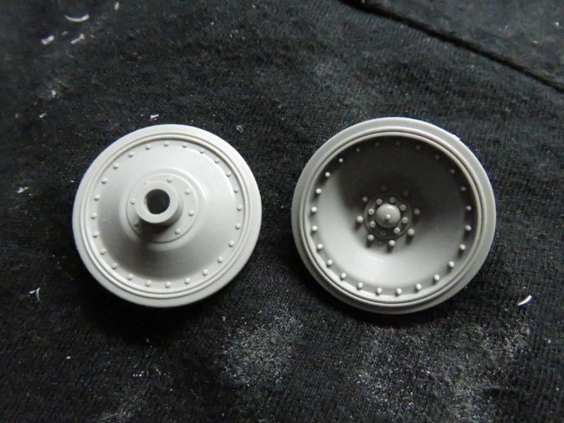 ケーリアン 転輪3