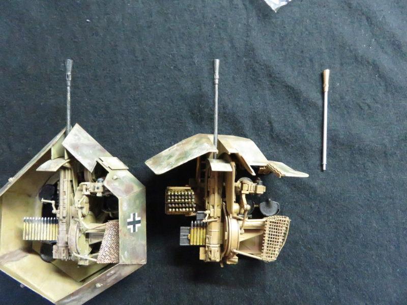 Flak43 比較
