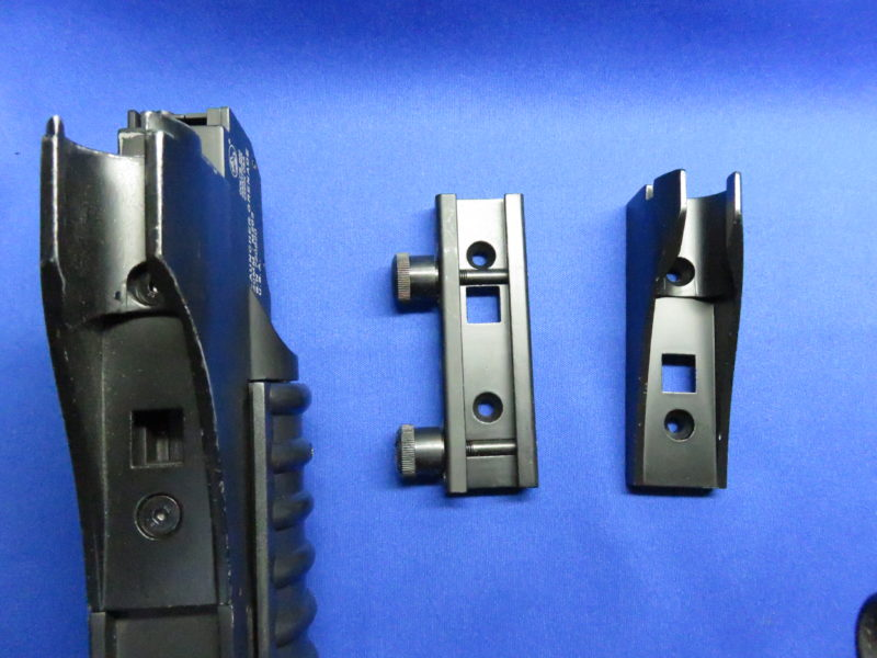 D-boys M203 各種アダプター