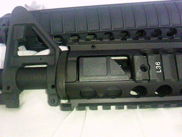 G&P M5 RAS フロントセット M203用スリット