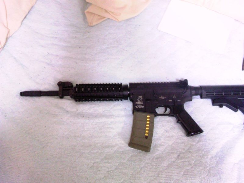 M4A1製作日記その6 まとめ