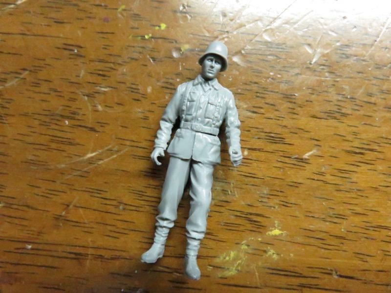 ケーリアン ドイツ兵 組み立て12
